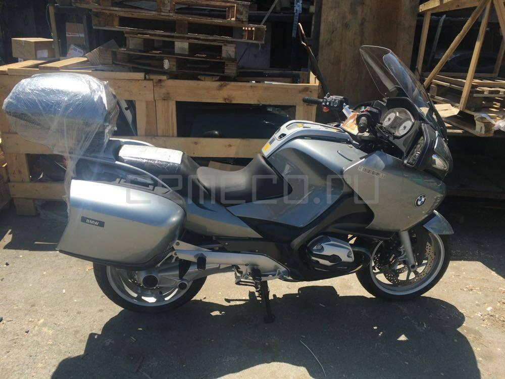 Отзыв: Юрий Мотоцикл BMW R1200RT