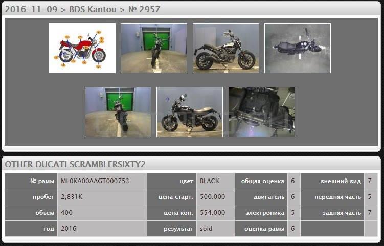Ducati Scrambler sixty2 2016 (6)