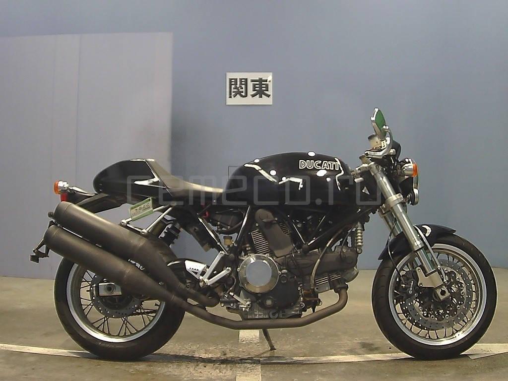 Ducati SportClassic 1000 2006 (1)
