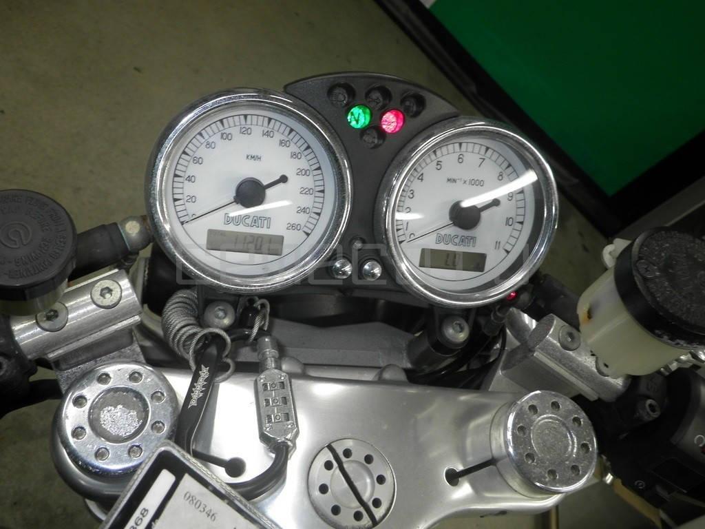 Ducati SportClassic 1000 2006 (23)