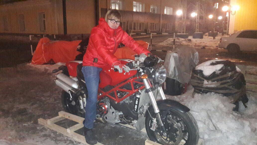 Отзыв: Мирослав — Отзыв владельца Ducati S4R testastretta