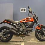Ducati Scrambler sixty2 (4430км) (1)