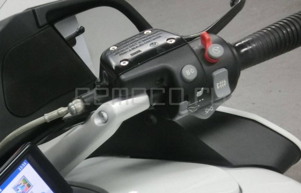 BMW R1200RT (33599км) (11)