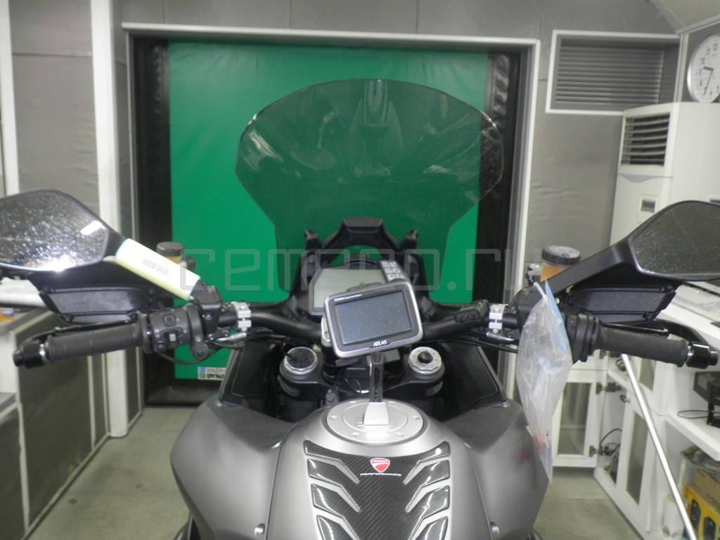 Ducati Multistrada 1200 S Granturismo (2238км) (10)
