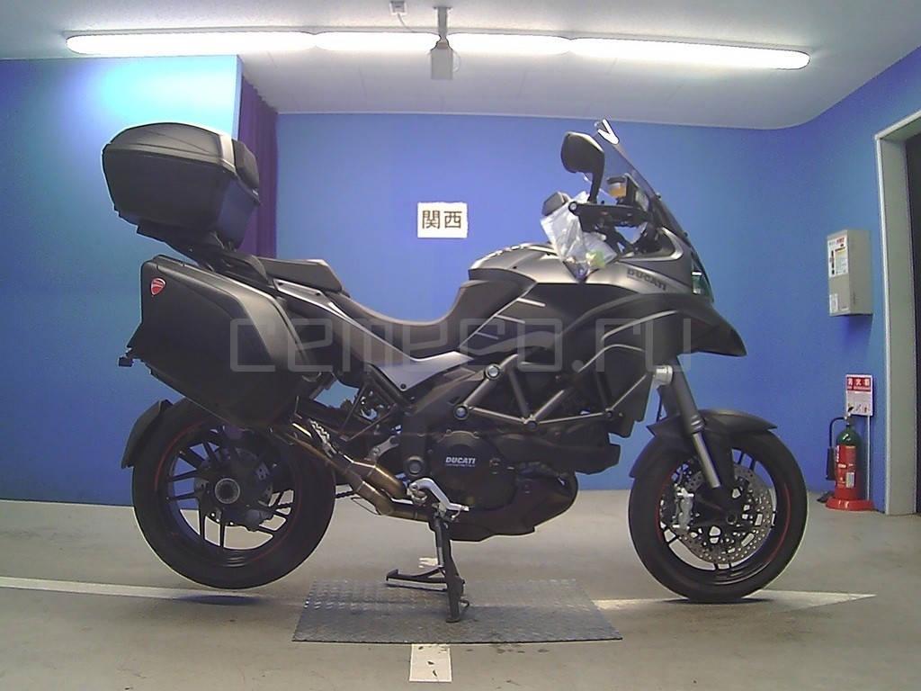 Ducati Multistrada 1200 S Granturismo (2238км) (4)