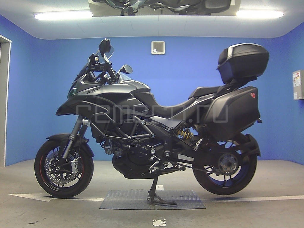 Ducati Multistrada 1200 S Granturismo (2238км) (8)
