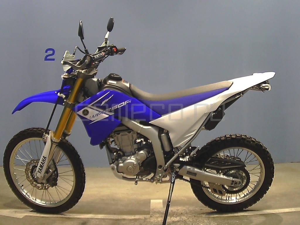 Yamaha Wr250R 2013 (3622км) (2)