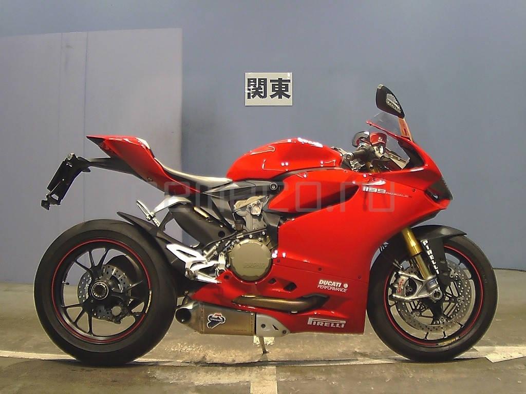 Ducati 1199 Panigale S (3070км) (1)