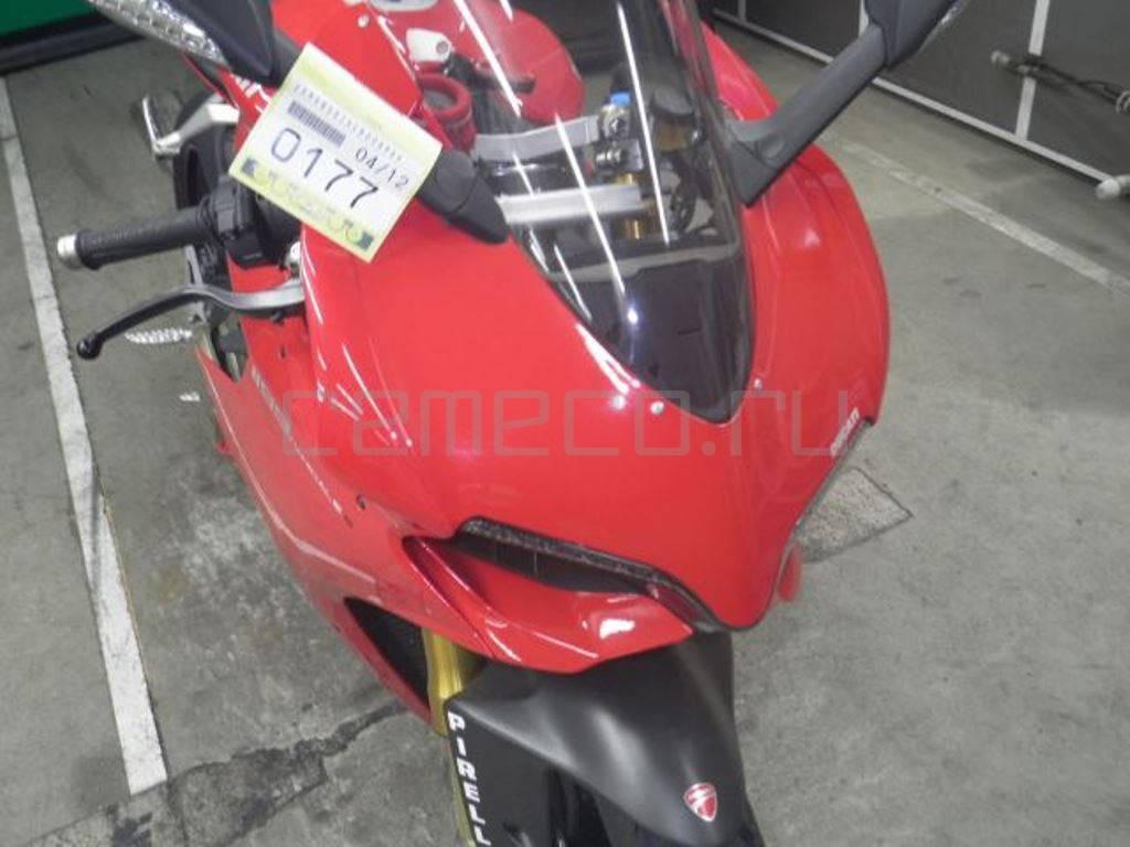Ducati 1199 Panigale S (3070км) (16)