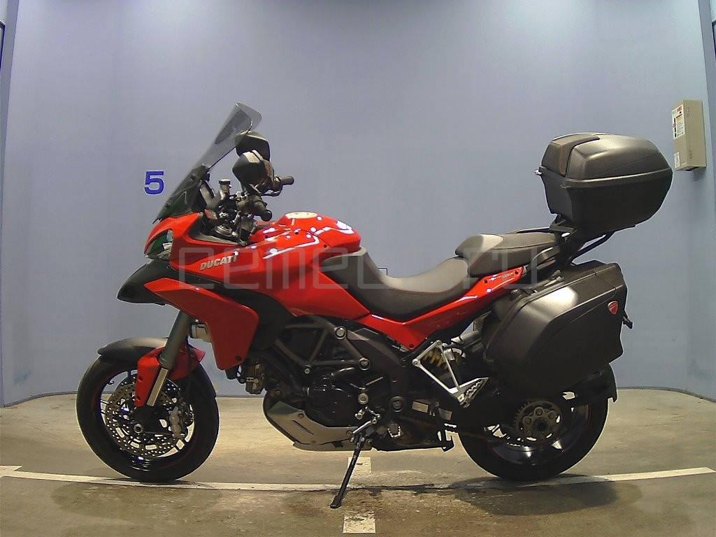 Ducati Multistrada 1200 S (6247km) (2)
