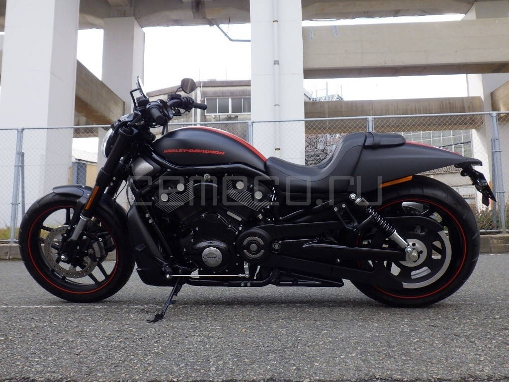 Harley-Davidson Night Rod 2017 (2)