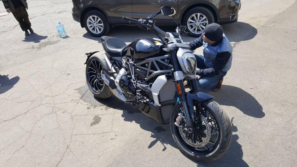 Отзыв: Казань Ducati XDiavel