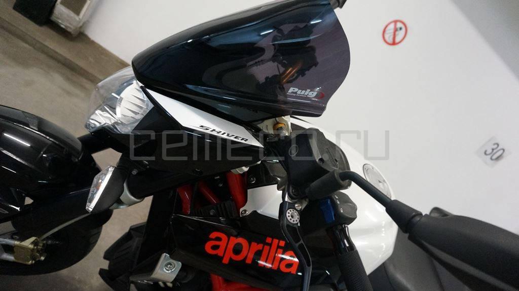 Aprilia Shiver 750 Abs (33)