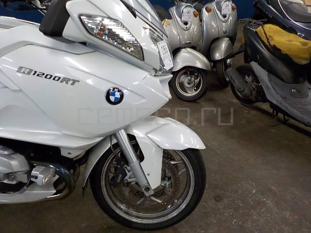 BMW R1200RT 2011 (38985км) (1)
