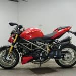 Ducati Streetfighter S (1036км) (2)