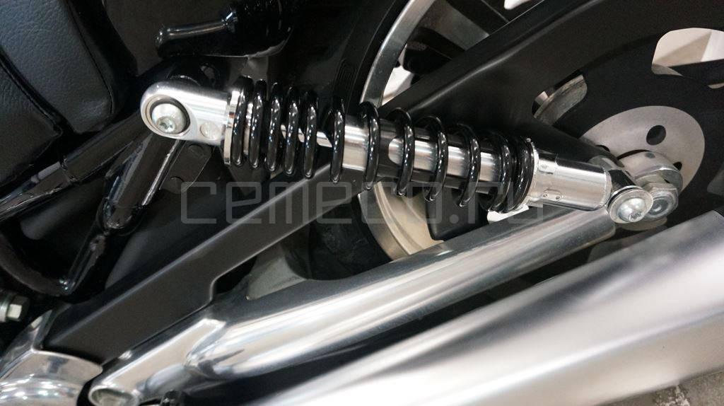 Harley Davidson V-Rod Muscle (571км) (11)