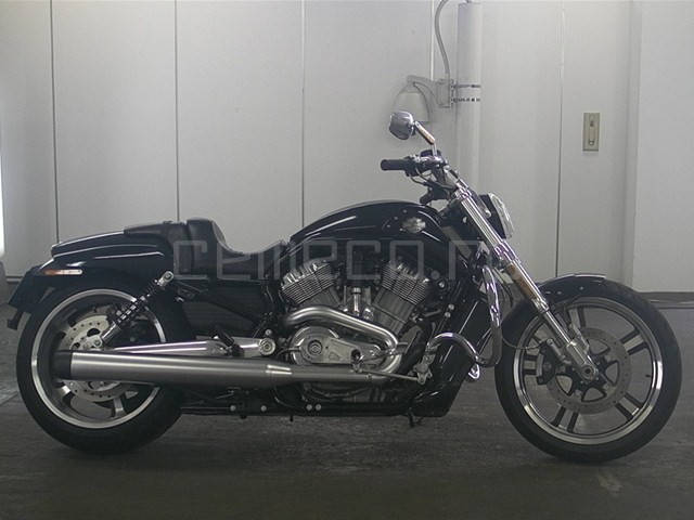 Harley Davidson V-Rod Muscle (571км) (18)