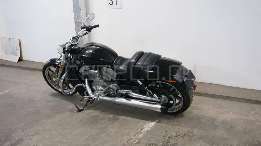 Harley Davidson V-Rod Muscle (571км) (2)