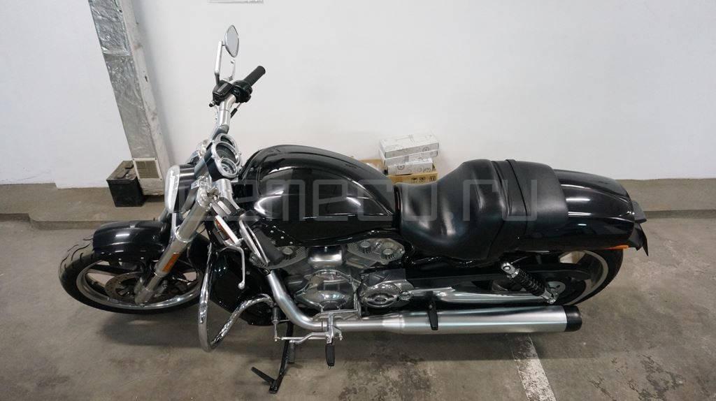 Harley Davidson V-Rod Muscle (571км) (21)