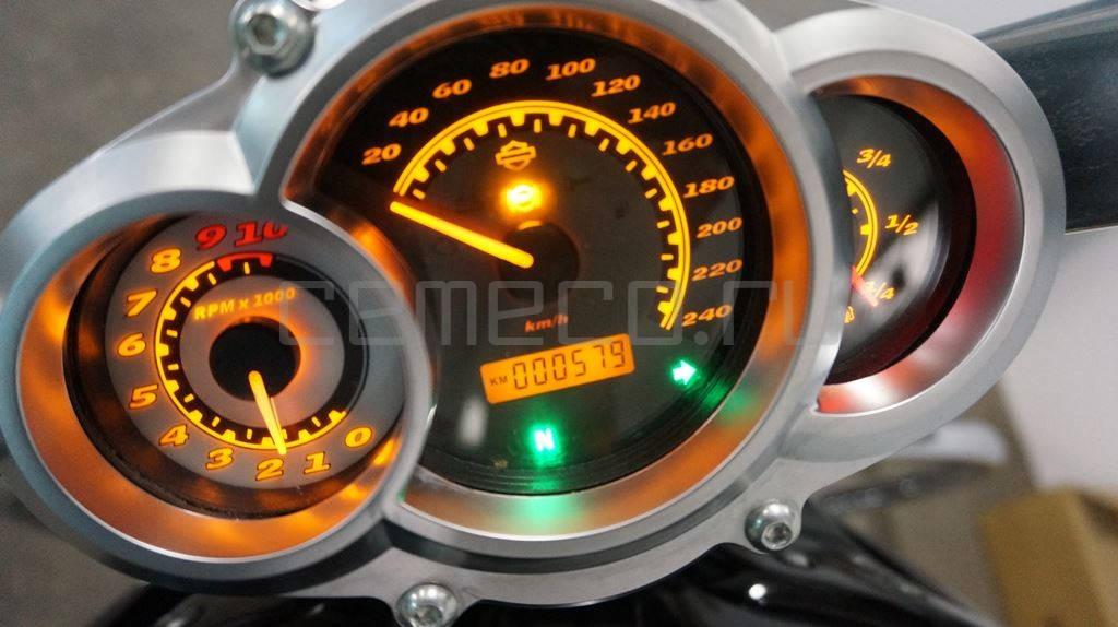 Harley Davidson V-Rod Muscle (571км) (23)