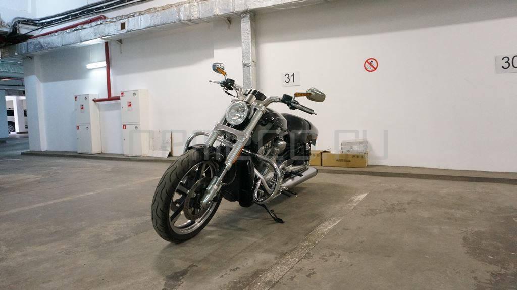 Harley Davidson V-Rod Muscle (571км) (29)