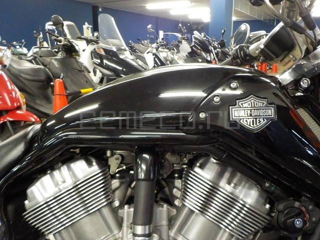 Harley Davidson V-Rod Muscle (571км) (3)