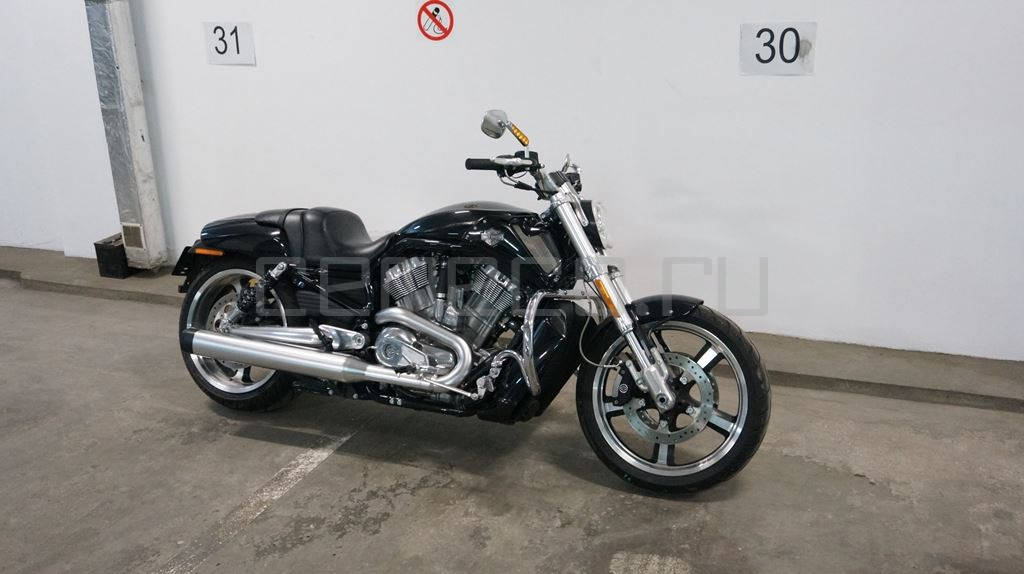 Harley Davidson V-Rod Muscle (571км) (32)