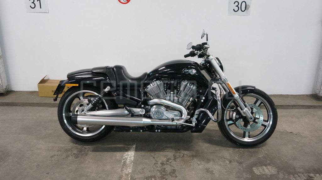 Harley Davidson V-Rod Muscle (571км) (33)