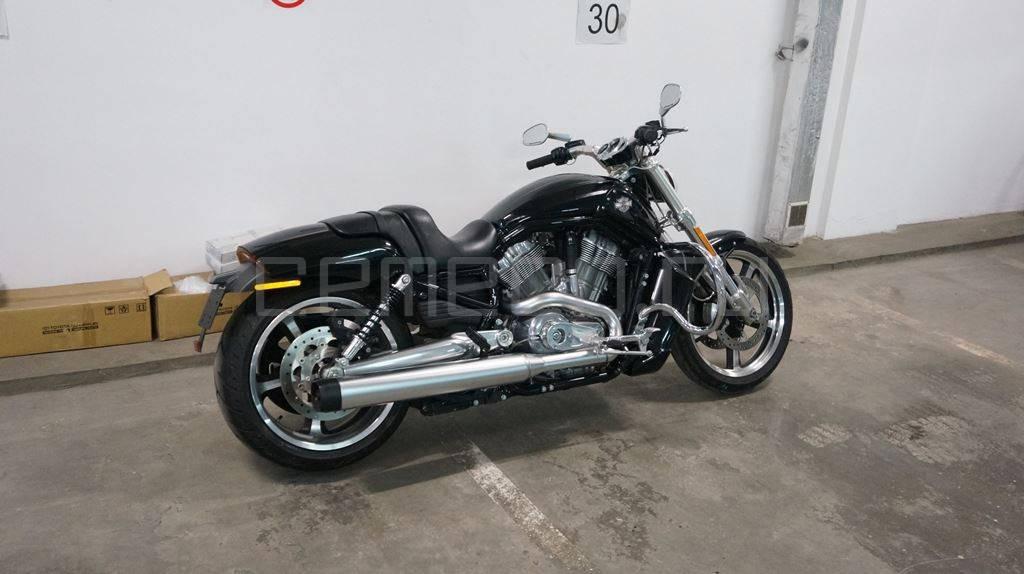Harley Davidson V-Rod Muscle (571км) (34)