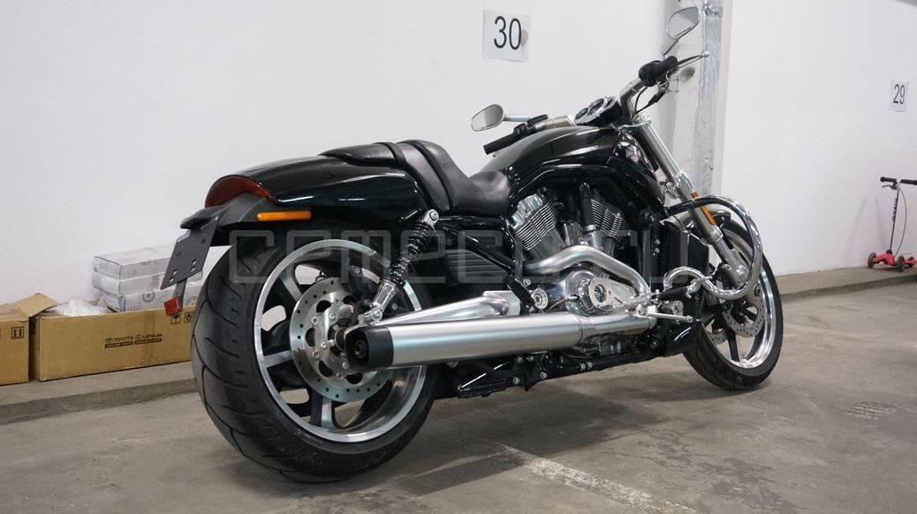 Harley Davidson V-Rod Muscle (571км) (35)
