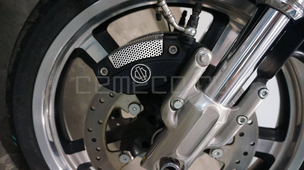 Harley Davidson V-Rod Muscle (571км) (38)