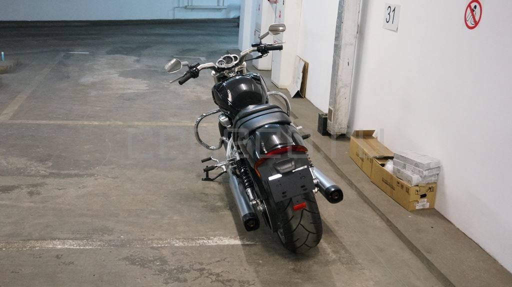 Harley Davidson V-Rod Muscle (571км) (4)