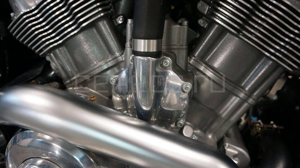 Harley Davidson V-Rod Muscle (571км) (42)