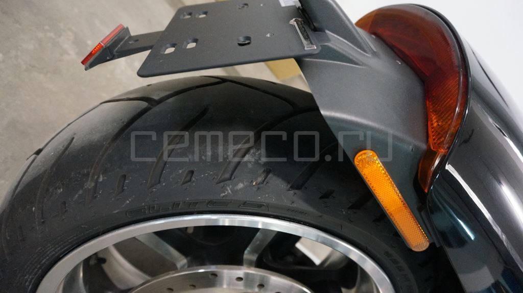 Harley Davidson V-Rod Muscle (571км) (49)