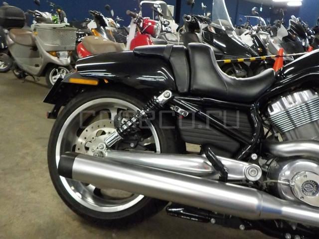 Harley Davidson V-Rod Muscle (571км) (5)