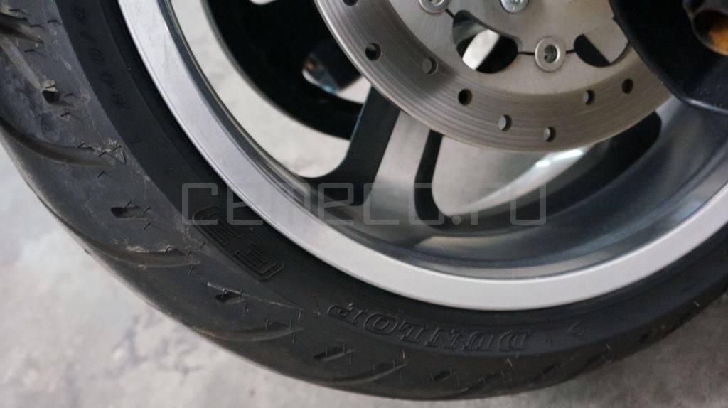Harley Davidson V-Rod Muscle (571км) (7)