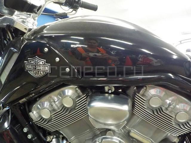 Harley Davidson V-Rod Muscle (571км) (8)