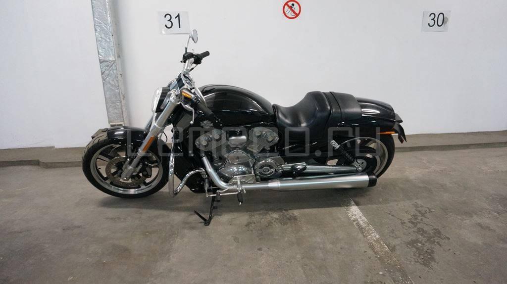 Harley Davidson V-Rod Muscle (571км) (9)
