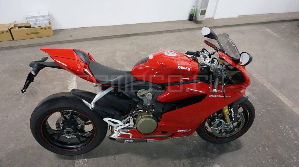 Отзыв: Алексей — Ducati Panigale S 2012
