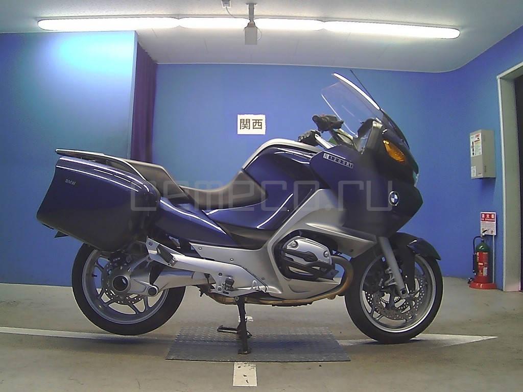 BMW R1200RT 2007 (16249км) (1)