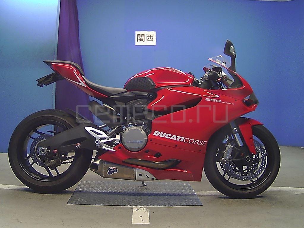 Ducati 899 Panigale (6859km) (1)