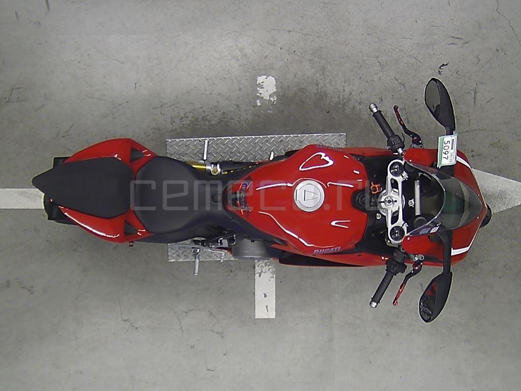Ducati 899 Panigale (6859km) (5)