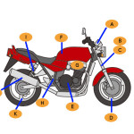 Yamaha DRAGSTAR400 CLASSIC 25817 (1)