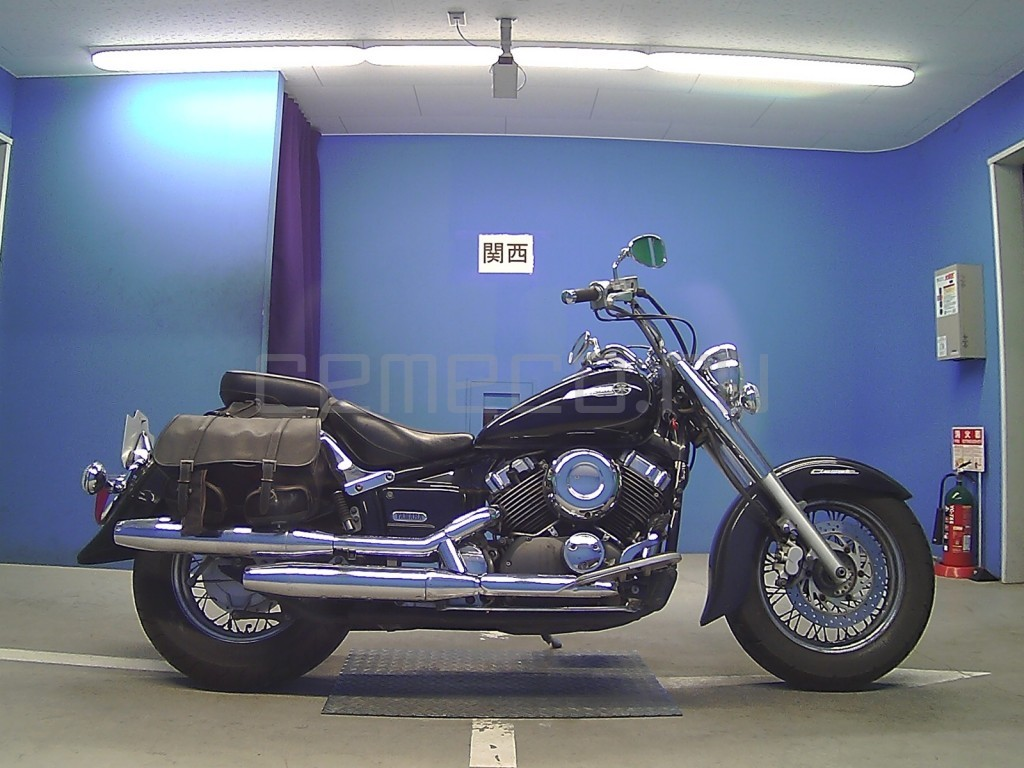 Yamaha DRAGSTAR400 CLASSIC 25817 (3)