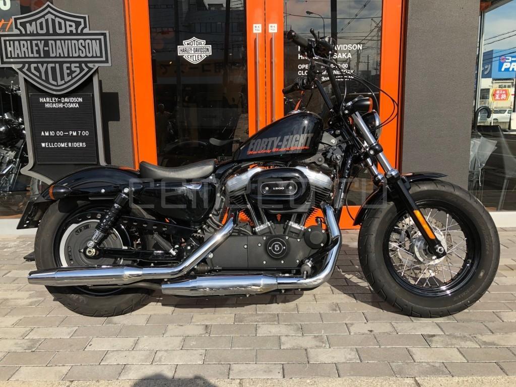 Harley-Davidson HARLEY XL1200X 8533 (2)