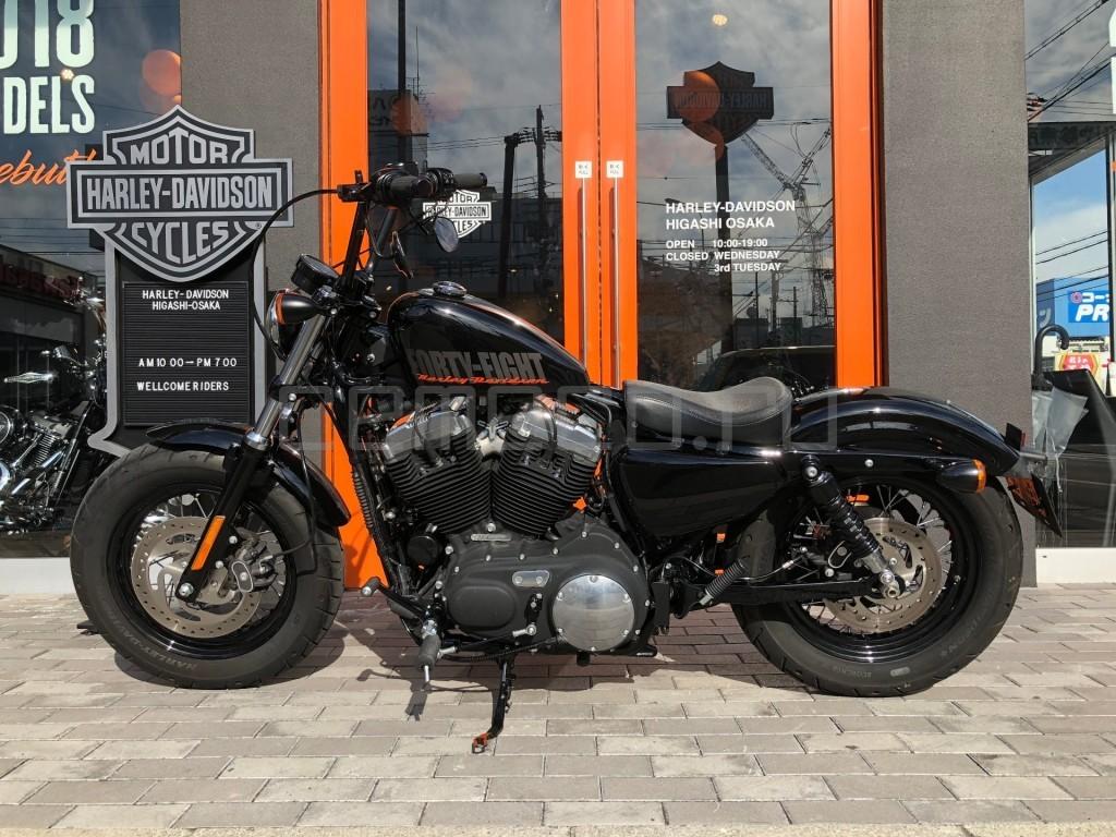 Harley-Davidson HARLEY XL1200X 8533 (3)
