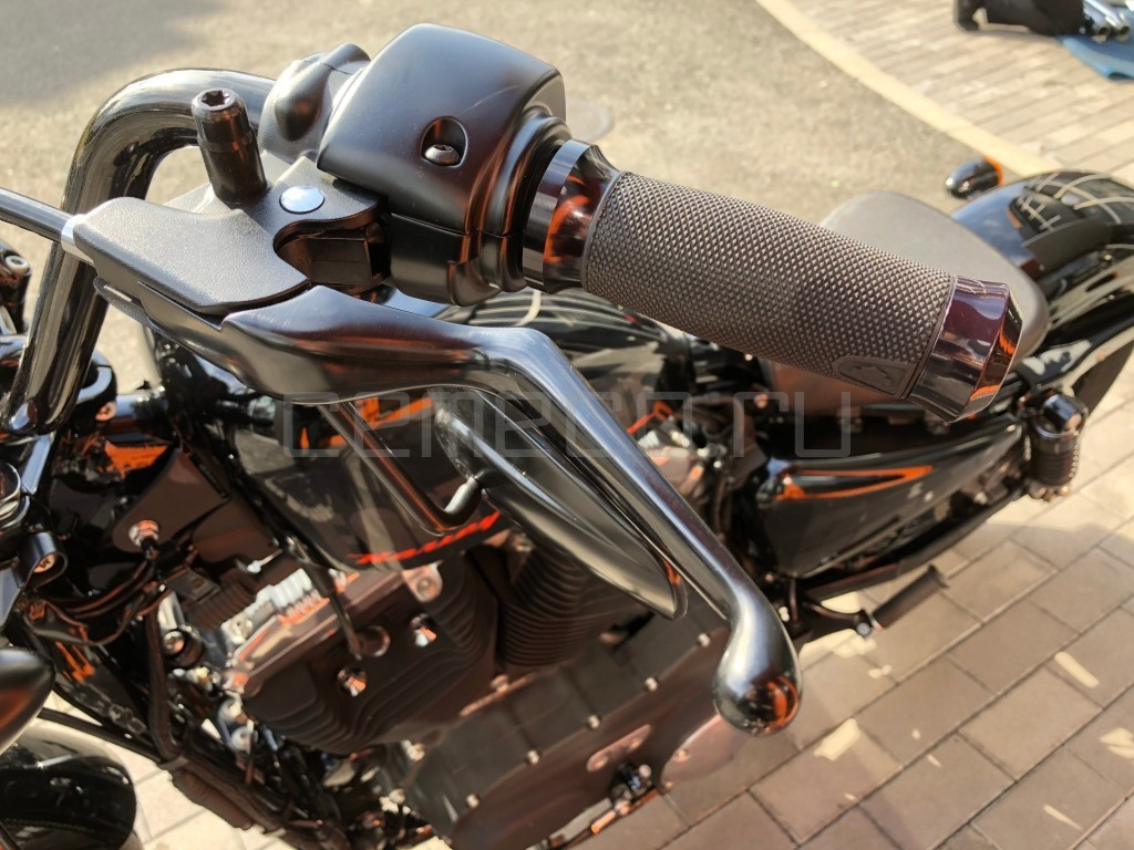 Harley-Davidson HARLEY XL1200X 8533 (8)