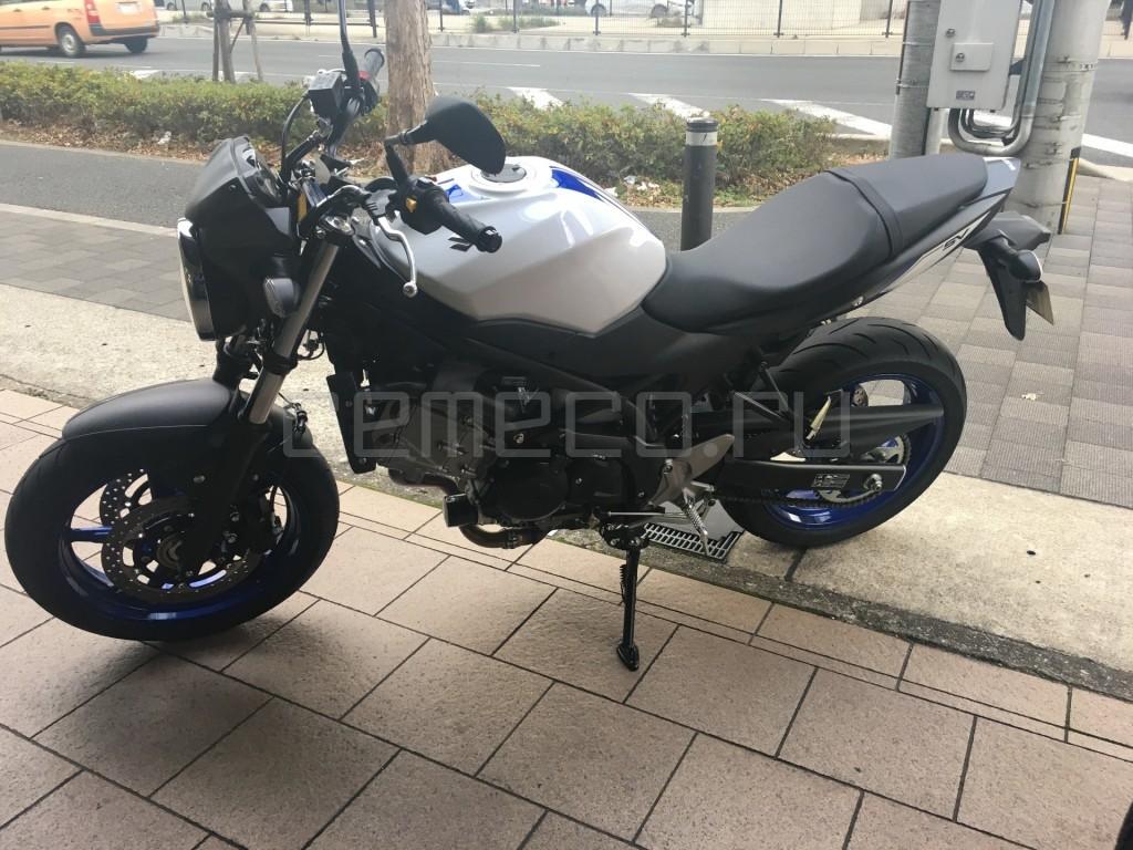 Suzuki SV650 2010 (3)