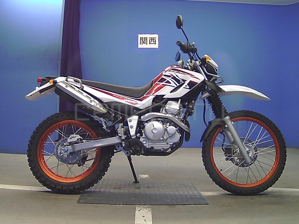 Yamaha SEROW 250-2 10 (3)
