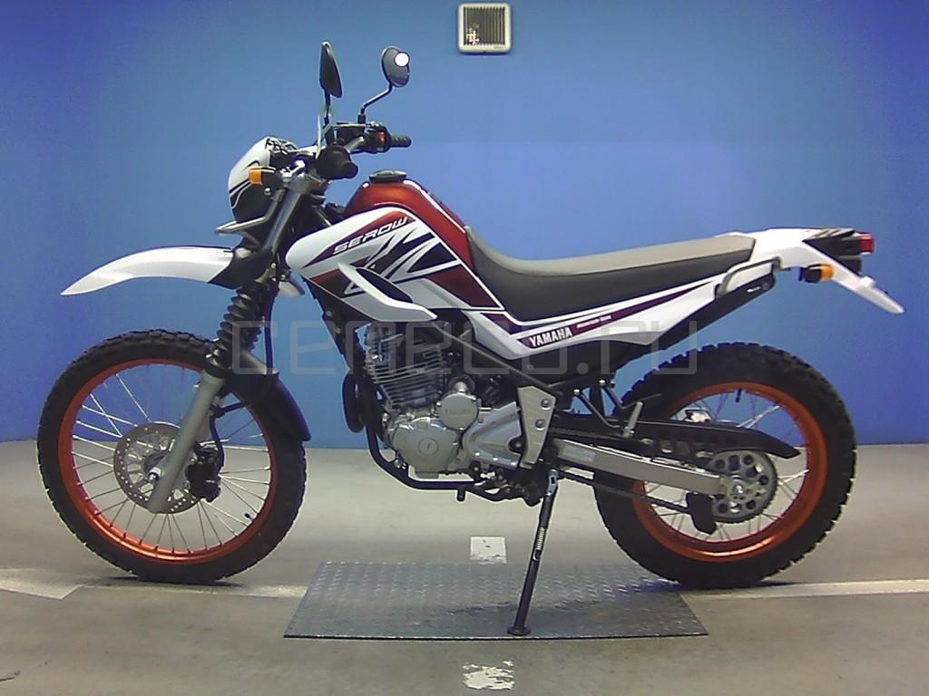 Yamaha SEROW 250-2 10 (6)